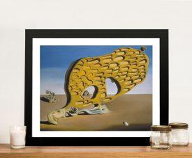 Salvador Dali L'Enigme du Desir Framed Wall Art