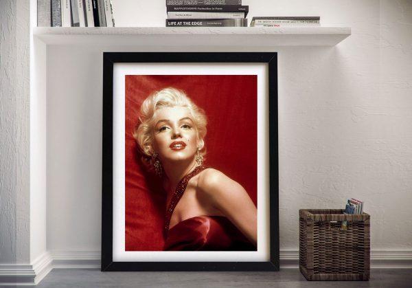 Marilyn Monroe Framed Picture Wall Art