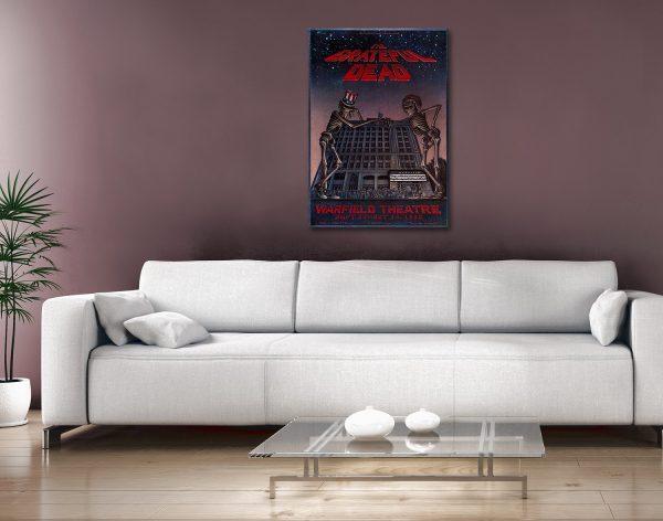 Buy Grateful Dead Poster Wall Art Great Gift Ideas Online