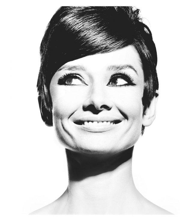 Iconic Female Audrey Hepburn
