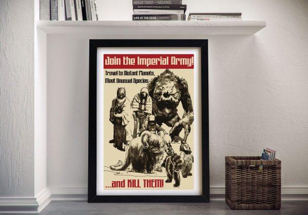 Buy Cool & Affordable Star Wars Propaganda Art