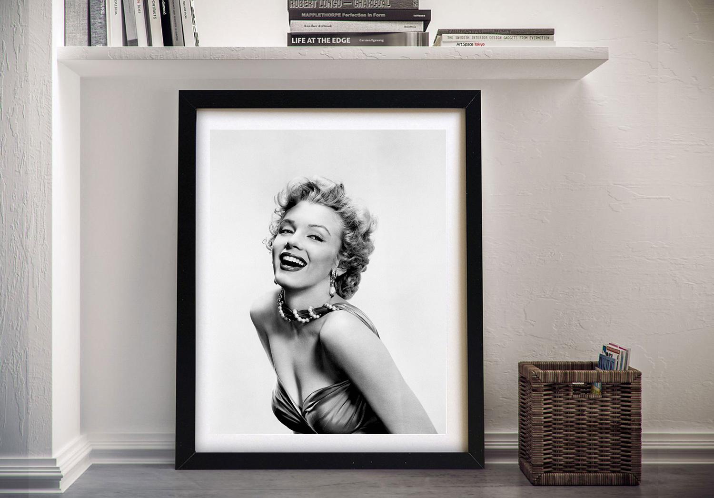 Marilyn Monroe Framed Wall Art Picture & Canvas Art Prints