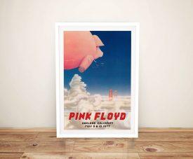 Buy Pink Floyd Concert Poster