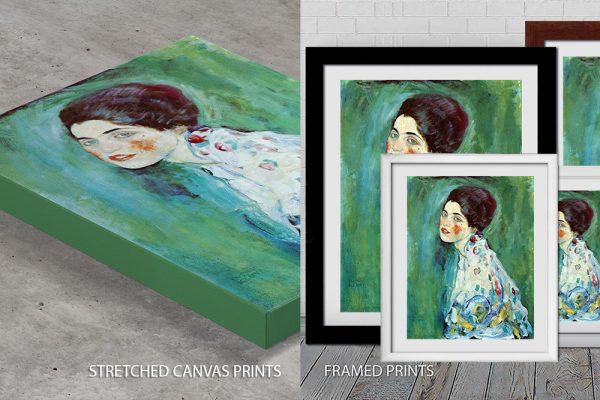 Portrait of a Lady Quality Print