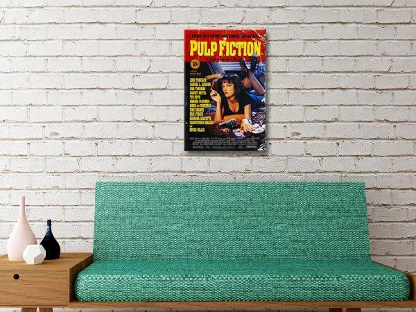Buy Affordable Pulp Fiction Movie Memorabilia
