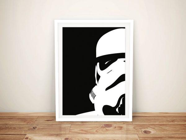 Star Wars Framed Wall Art