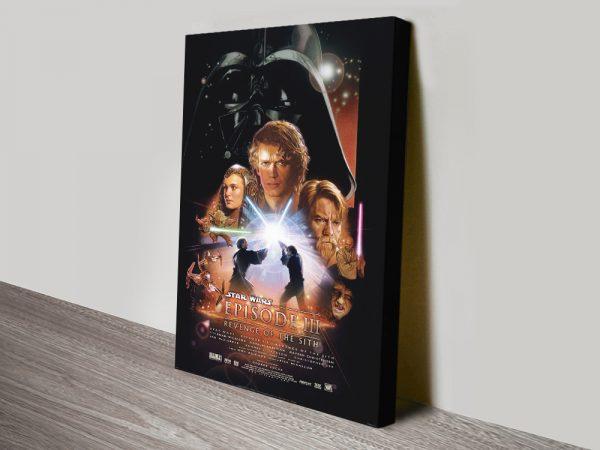 Revenge of The Sith Movie Memorabilia