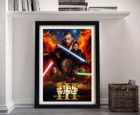 Buy Revenge of the Sith Movie Memorabilia AU