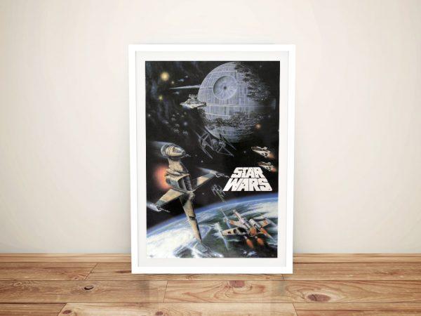 Star Wars Poster Wall Art