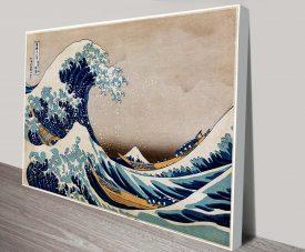 Katsushika Hokusai Wall Art Prints
