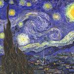 Van Gogh Starry Night Canvas Art Print Australia