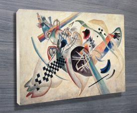 Wassily Kandinsky Canvas Print