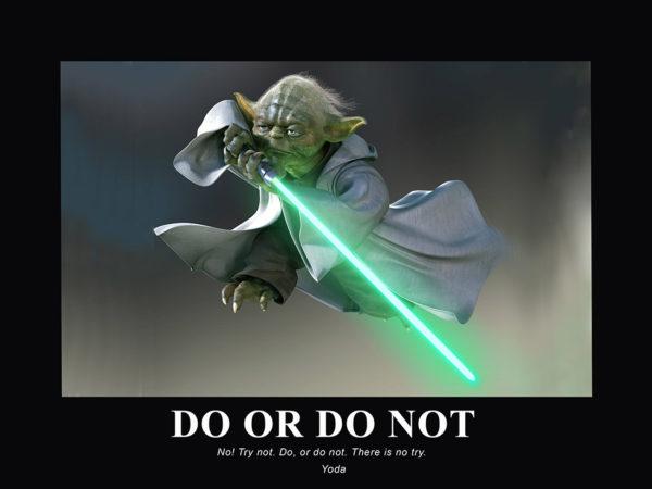 Yoda Star Wars Wall Art