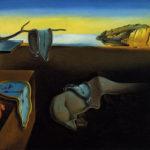 Salvador Dali the Persistence of Memory Canvas Prints Australia