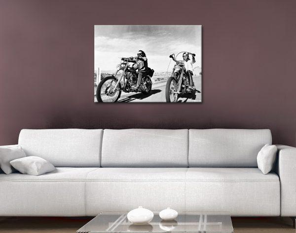 Easy Rider movie Wall Art