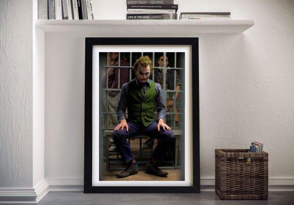 Batman joker Framed Wall Art