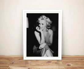 Marilyn monroe Framed Wall Art Prints