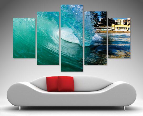 5-panel-wall-art