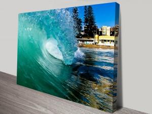 Ocean Tubes-art