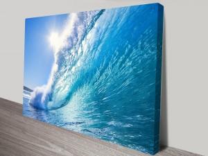 Surf Haze-art