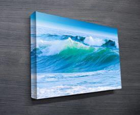 Azure Seas Surf Art