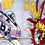 Whaam! by Roy Lichtenstein Canvas Print