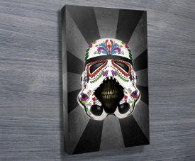 Stormtrooper-Dia-de-los-Muertos-art
