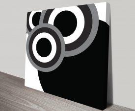 Geometric 26 Artwork on Canvas Australia