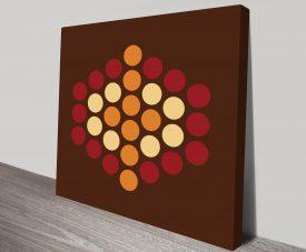 Geometric Art 11 Wall Art Print Australia