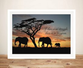 Buy Inspirational Framed Posters Australia