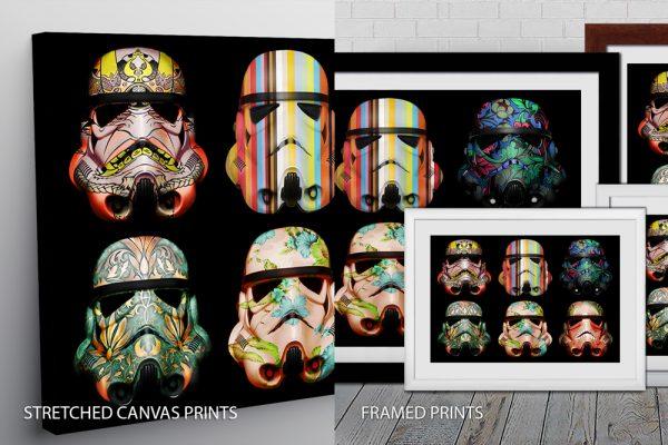 Star Wars Quality Wall Art Print