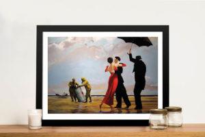 Banksy-Toxic Beach Framed Wall Art