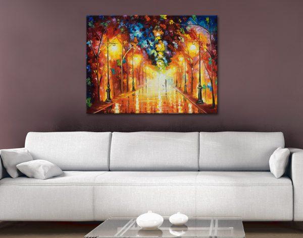 Autumnal Wall Art Online Gallery Sale
