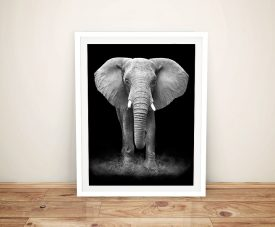 Gentle Giant Framed Wall Art