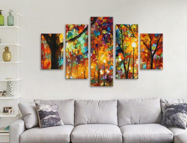 Buy Ready to Hang Leonid Afremov Wall Art