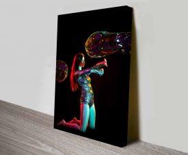 rainbow spell elena kulikova custom art