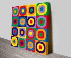 Circle Wall Abstract and Contemporary Arts