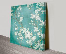 White Cherry Blossoms II by Danhui Nai