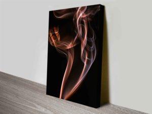 Beauty Of Aerodynamics, Smoke Prints