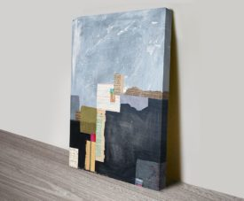 Block Abstract I Canvas Work Art Online Gallery