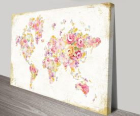 Midsummer World Canvas Workart