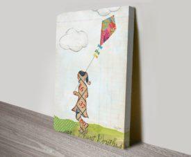 Rain and Wind II on Canvas Print Arts Online