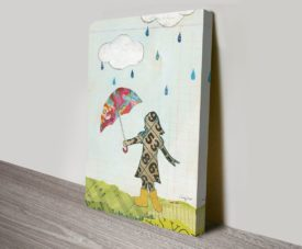 Rain and Wind IV Canvas Work Art Gallery Online