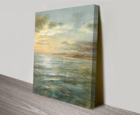 Sunrise Canvas Workart on Prints