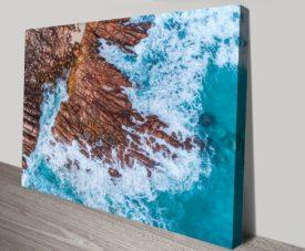Injidup Matt Day Collection on Canvas Print Art Gallery