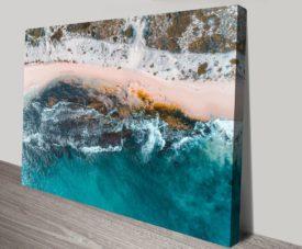 Sovereign Rock Matt Day Collection on Canvas Print Art Gallery
