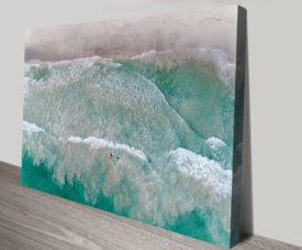 Surfs-Up Matt Day Collection on Canvas Print Art Gallery
