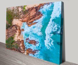 Wyadup Rocks Matt Day Collection on Canvas Print Art Gallery