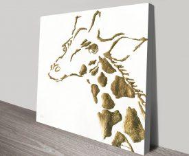 Gilded Giraffe