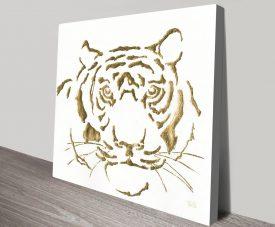 Gilded Tiger